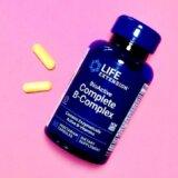 ライフエクステンション「ビタミンBコンプレックス」はニキビ肌あれ口内炎、黄ぐすみなどの糖化対策にもオススメ!