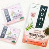 ヌミオーガニックジャスミンティーは上品な香りでとっても美味しい!ポリフェノールがアンチエイジングやダイエットにも効果的。